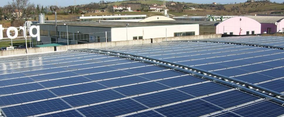 PRODOTTI PIÙ DI 618.000 kW/h DI ENERGIA PULITA