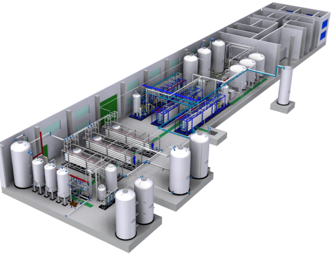 Media Filtration, Reverse Osmosis & Ion Exchange