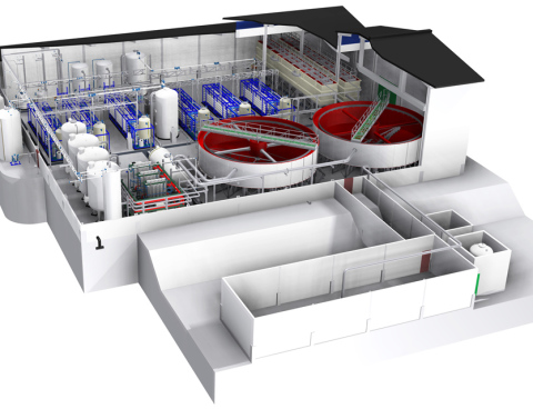 Physical-Chemical, Media Filtration, Ultrafiltration, Reverse Osmosis & Ion Exchange