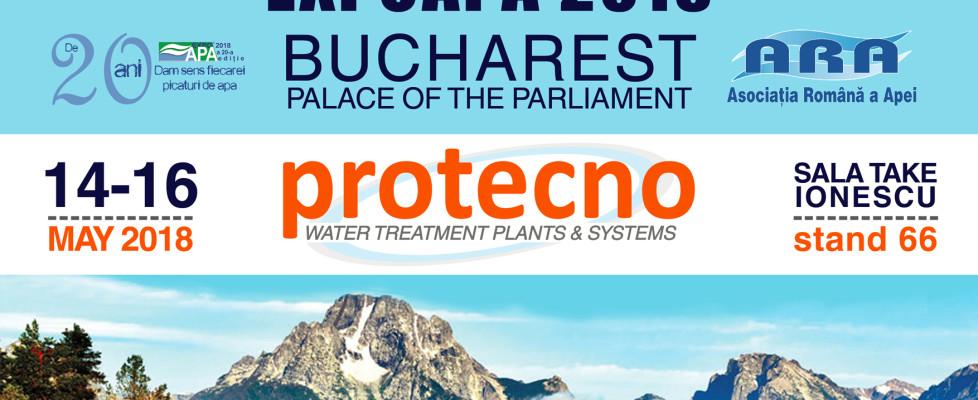 EXPOAPA 2018! 14-16 May, Bucharest.