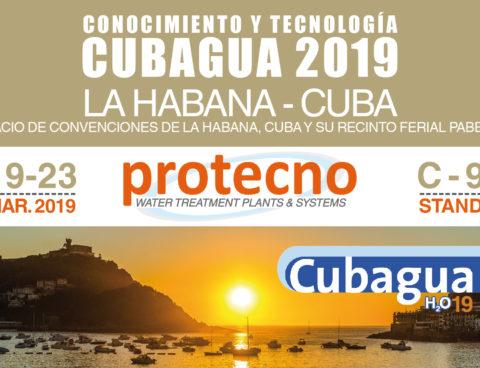 CUBAGUA 2019! 19-23 MARZO, HAVANA.