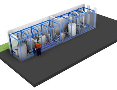 Ultrafiltration & Reverse Osmosis