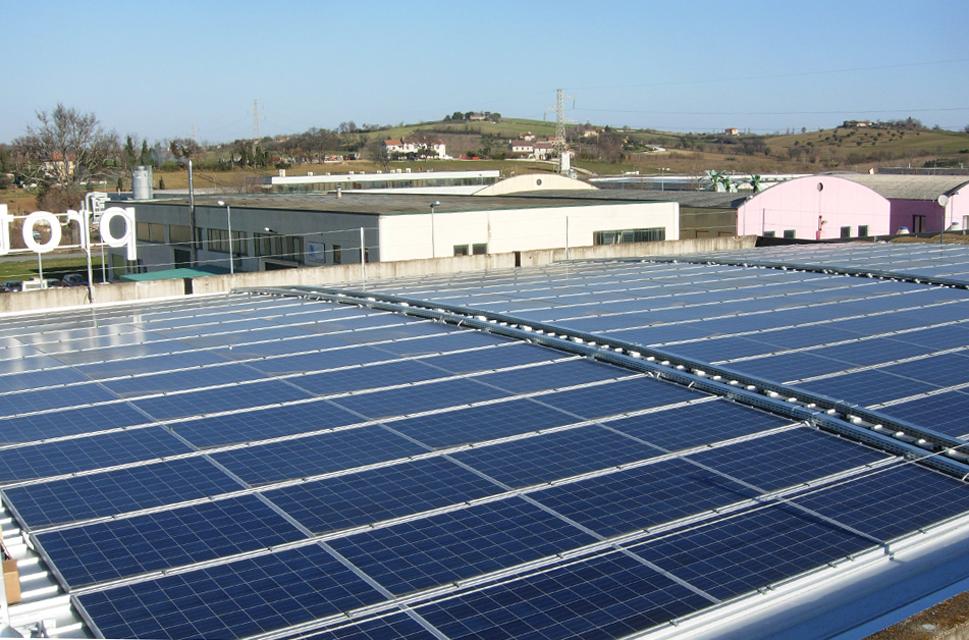 PRODOTTI PIÙ DI 770 MW/h DI ENERGIA PULITA