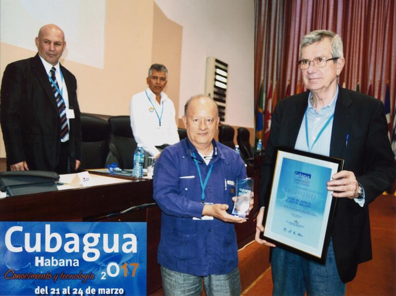 PRIMO PREMIO CUBAGUA 2017