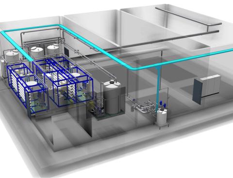 Media Filtration, Reverse Osmosis & Electrodeionization