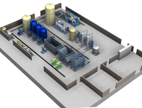 Physical-Chemical, Media Filtration, Reverse Osmosis & Ion Exchange