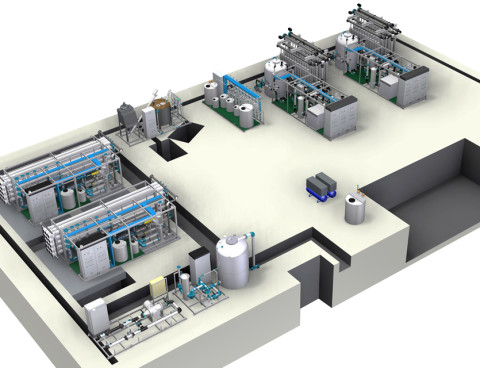 Ultrafiltration, Reverse Osmosis & Advanced Oxidation